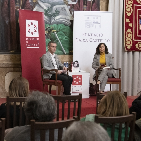 Diputación acoge la conferencia 'Mi hijo mi maestro' de Isabel Gemio
