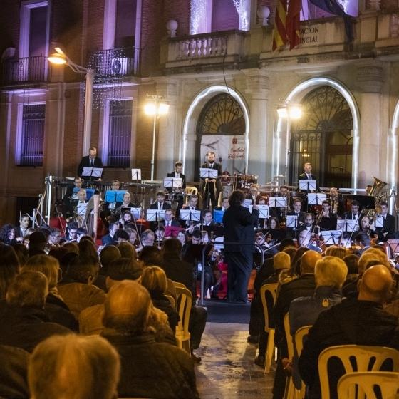 Diputación abre las fiestas con un Concierto de Navidad con la Orquestra Simfònica de Castelló