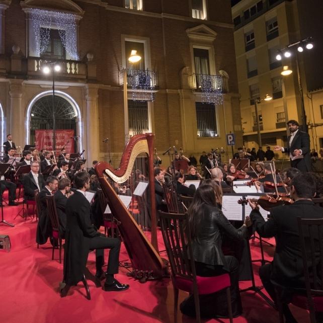 La Diputación organiza un espectacular Concierto de Navidad el próximo domingo