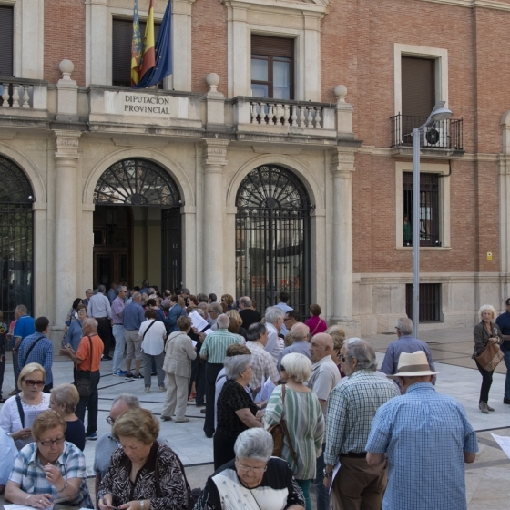 Diputación reactiva la más exitosa campaña de viajes Castellón Senior