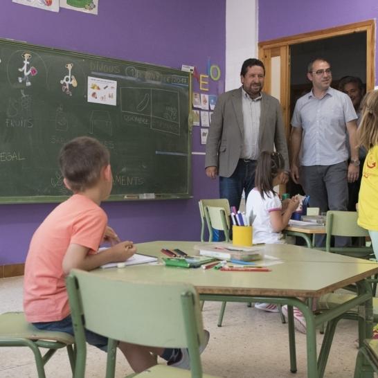 Diputació reactiva el servei d'Escoles Matineres amb 23 centres escolars