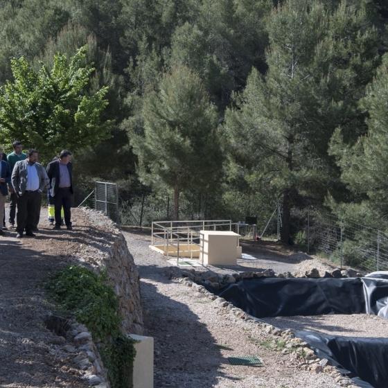 Diputación destinará este año 13 millones a depuradoras en los municipios de la provincia