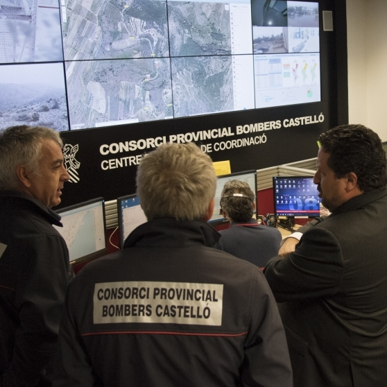 El Consorcio Provincial de Bomberos activa un dispositivo de emergencias en Nochevieja
