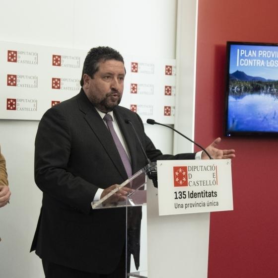 Diputación liderará la lucha contra los mosquitos en la provincia