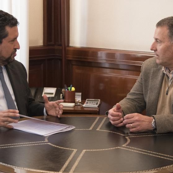 Diputación exigirá al Gobierno que concluya la autovía