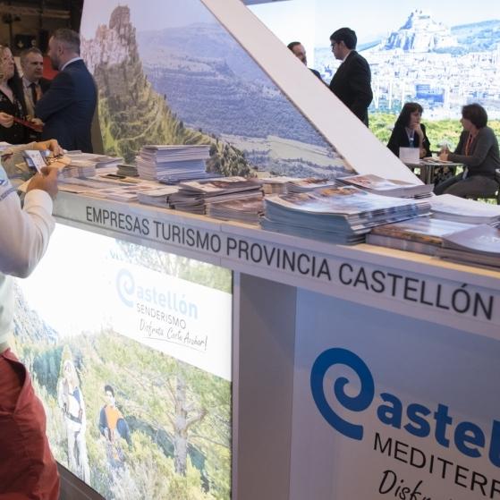 Diputación reforzará la marca de Castellón en Fitur