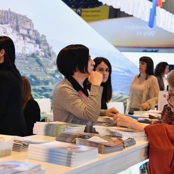 Diputación coordina la oferta turística provincial en FITUR