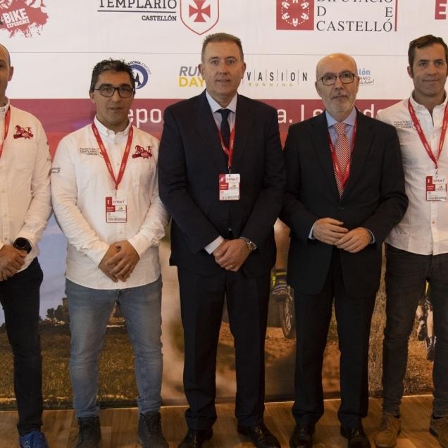 Diputación promocionará Territorio Templario Run & Bike Experience