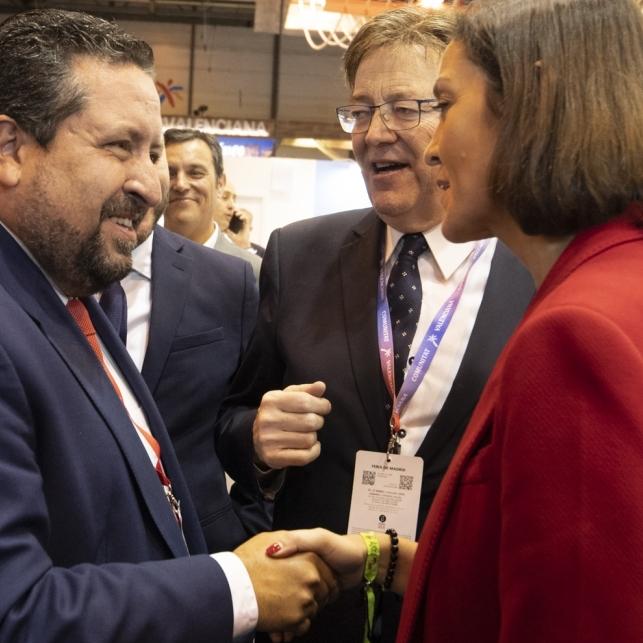 Diputación abre nuevas oportunidades para la provincia en Fitur