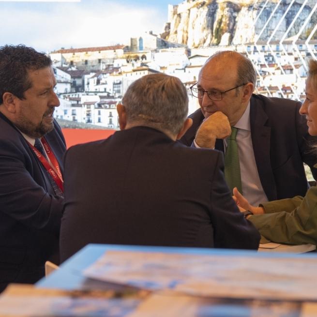 Diputación trabaja con turoperadores para desestacionalizar el turismo
