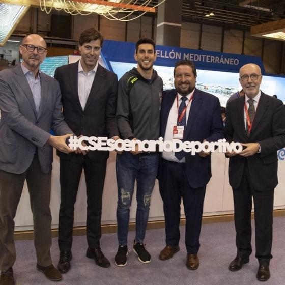 El atletismo, protagonista en el stand provincial de Castellón en FITUR