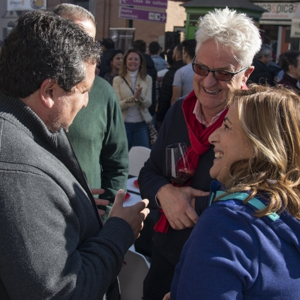 Moliner participa en el Dia de les Paelles de Benicàssim