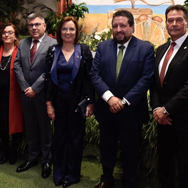 Moliner participa en la Cena de Gala de la XXVI Festa de la Carxofa de Benicarló