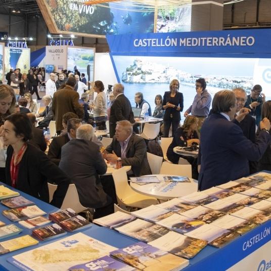 Diputación concluye una fructífera edición de Fitur