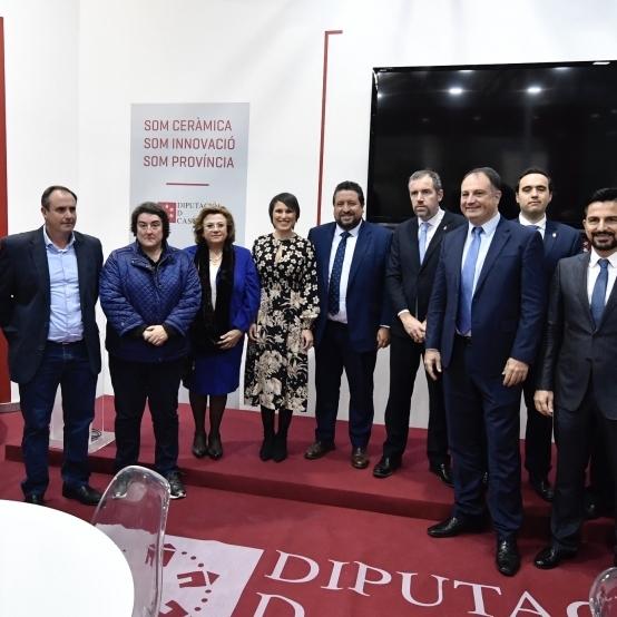 Diputació lidera el suport institucional de la província