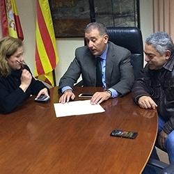 Diputación respalda al colectivo venezolano de la provincia
