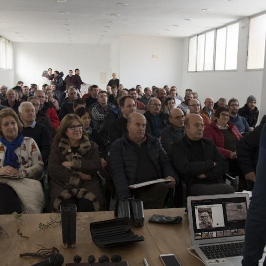 Diputación fomenta el cultivo de trufa para generar riqueza y oportunidades