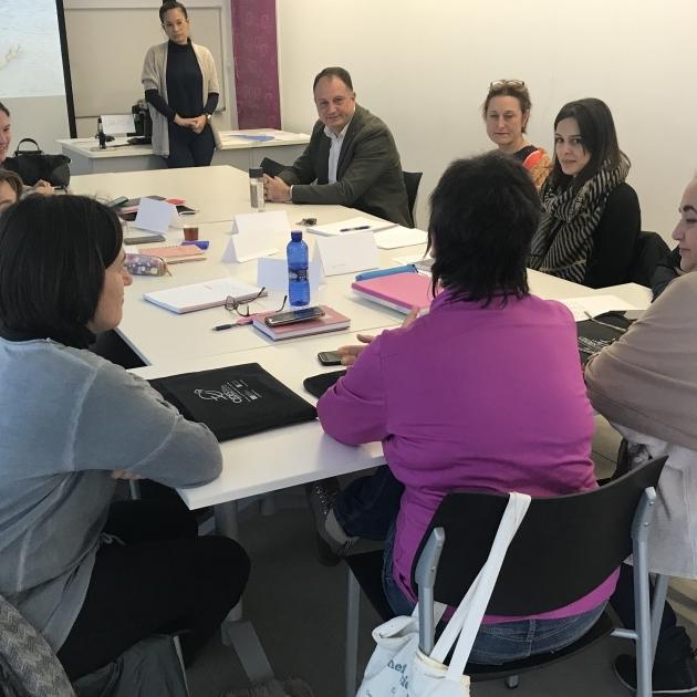 Diputació fomenta l'apoderament i lideratge femení