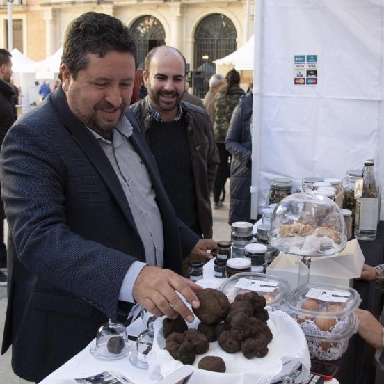 Diputación refuerza la XVI Mostra de la Trufa Negra de l´Alt Maestrat