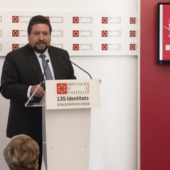 Moliner reconeix amb l'Alta Distinció de la Província la Cambra de Comerç