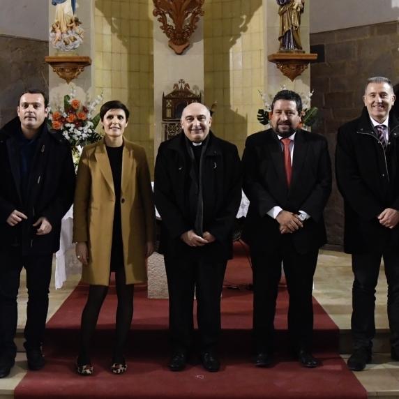 Diputació abandera la restauració de patrimoni sacre