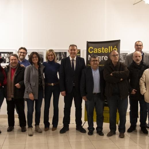 Diputació arranca amb una exposició en Les Aules