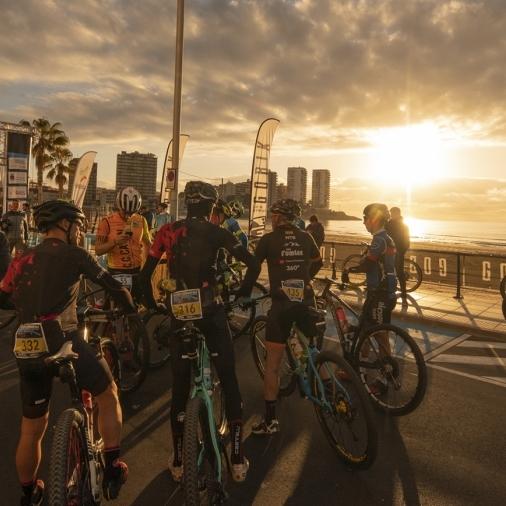 Diputación constata el auge del turismo familiar deportivo