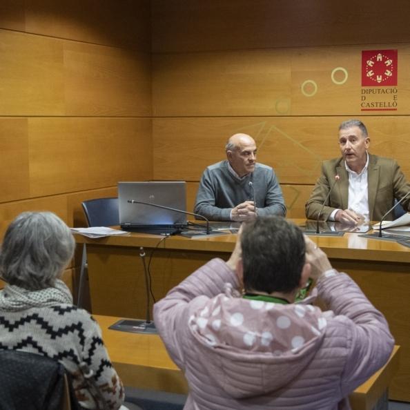 Diputación avanza en su compromiso de valorizar el patrimonio arqueológico