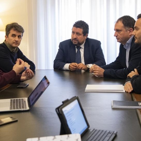 Diputació reforça el seu suport al clúster tecnològic provincial