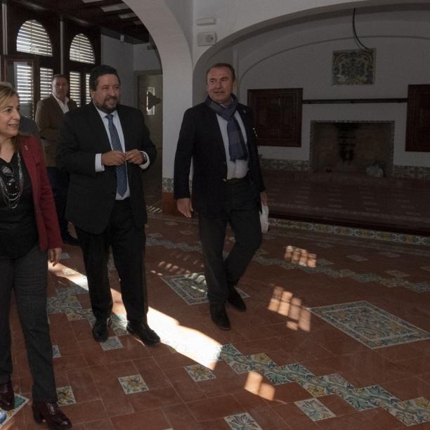 Diputación y el Ayuntamiento de Benicàssim presentarán la rehabilitación de Villa Elisa