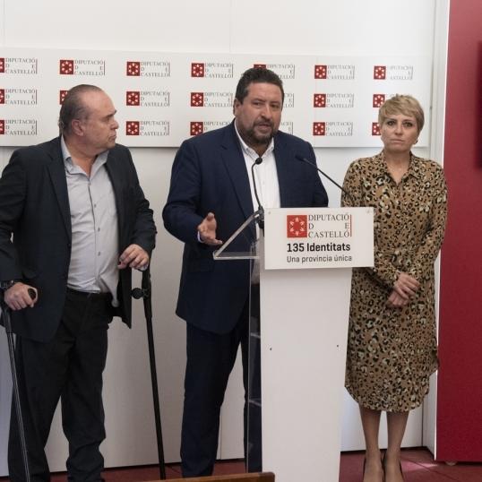 Diputación iguala oportunidades y crea el programa de viajes 'Castellón para todos'