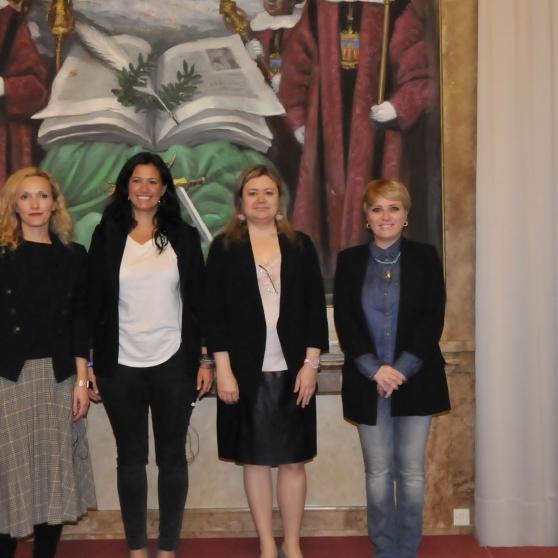 Diputación visibiliza el trabajo de la mujer en la Administración