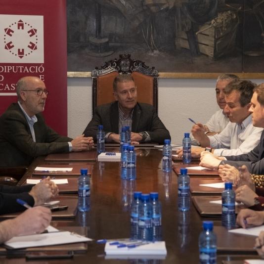 Diputación implica a los ayuntamientos para optimizar la repercusión turística