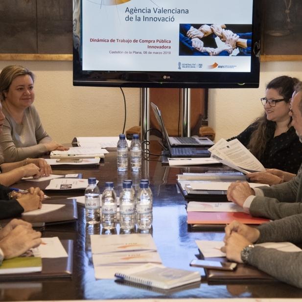Diputación exporta su modelo innovador de contratación para ser más útil