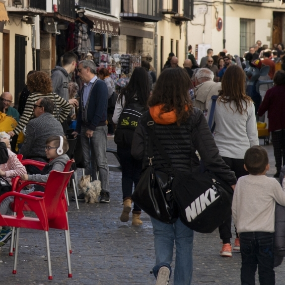 Diputación contribuyó a aumentar un 11,47% los viajeros a la provincia