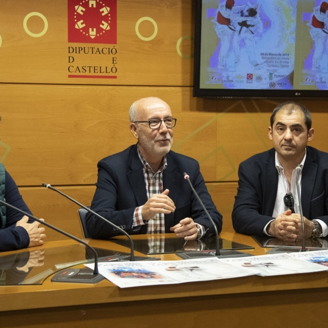 Diputación impulsa el XIX Open Internacional de Taekwondo