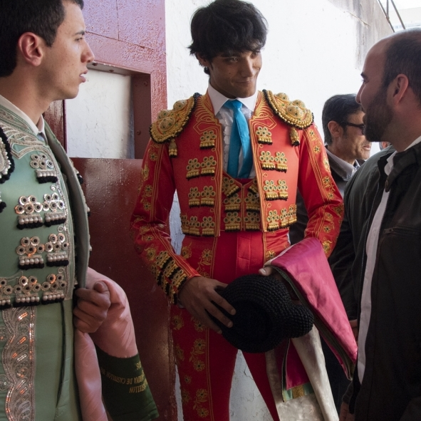 Diputación respalda el talento taurino castellonense con clases prácticas