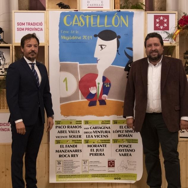 Diputación colabora mañana con la celebración de la 'Corrida de la Provincia'