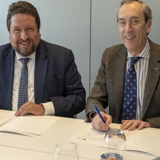 Diputación suma a la Sociedad Española de Cardiología a su objetivo