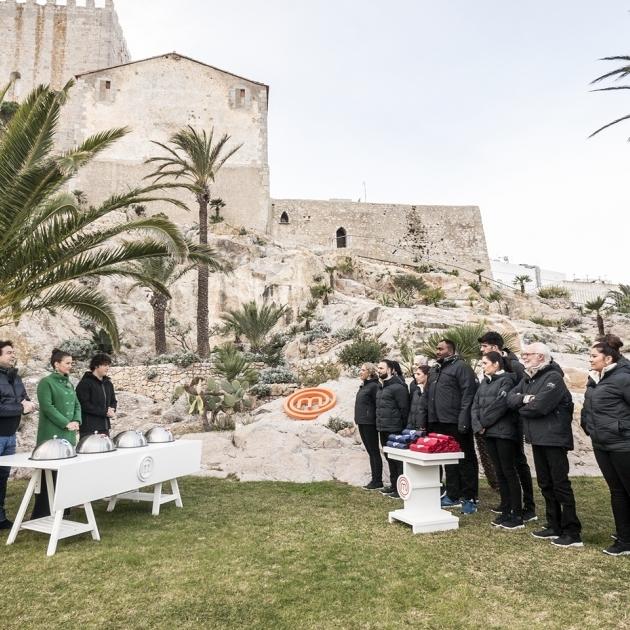 Masterchef se convierte este martes en una gran plataforma para el turismo