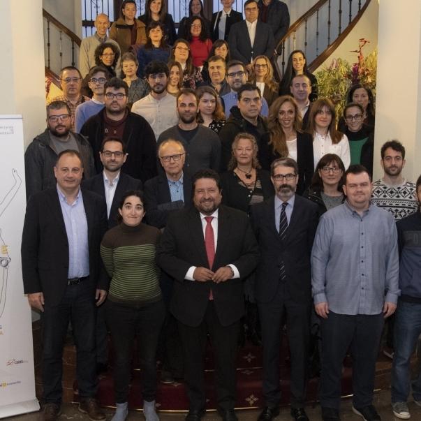 Diputació i el CEEI consoliden el Move UP! amb el què ja  s'han implantat 72 empreses