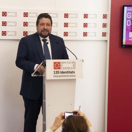 Diputación activará este mes las primeras guarderías de su ambicioso programa #Repoblem