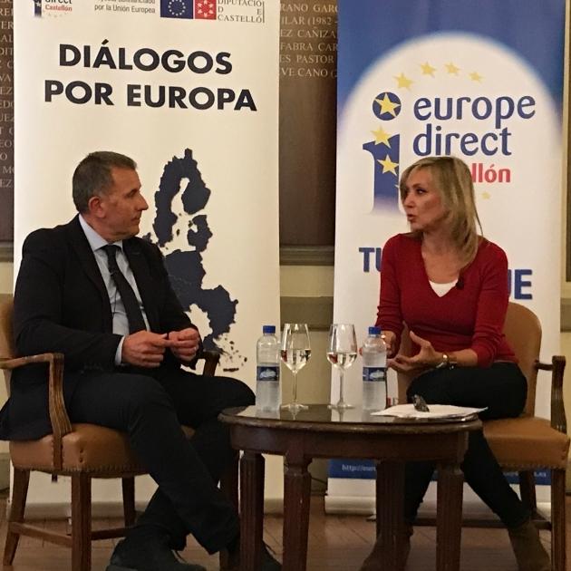 Diputació conclou el cicle 'Diàlegs per Europa'