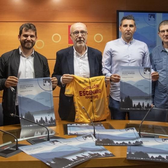 Diputació promou la celebració de la XVII Copa Promoció Miguel Manrubia de Ciclisme