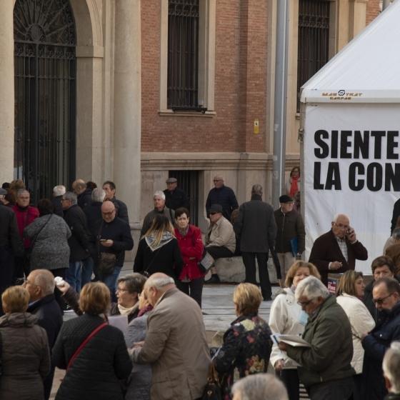 Más de 8.500 mayores castellonenses han reservado ya su plaza en el Castellón Sénior