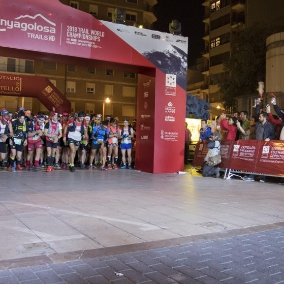 La carrera CSP de la Penyagolosa Trails partirá el próximo viernes desde la plaza Las Aulas