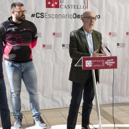 Diputación impulsa el Triatlón de Xilxes como parte de Castellón Escenario Deportivo