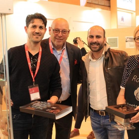 Diputació dóna suport als productors de Castelló Ruta de Sabor  en el Saló Gurmets de Madrid