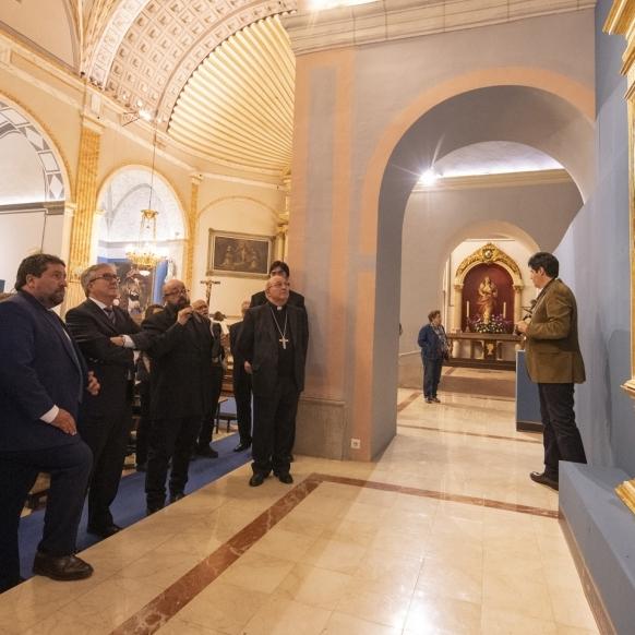 """Moliner: """"La Llum de la Memòria llega a la capital para reivindicar la historia"""""""