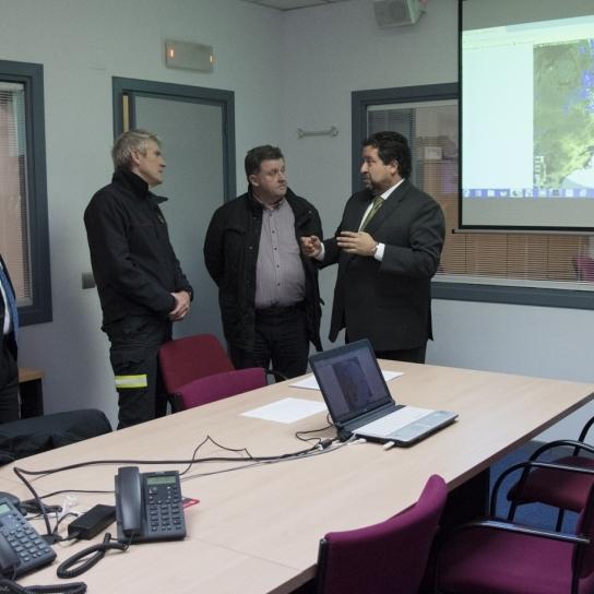 Diputación mantendrá activo el dispositivo de emergencias
